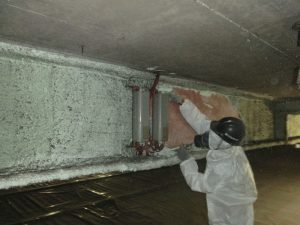 Image Asbestos Pipe Insulation
