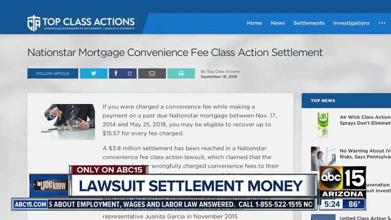 What is the average settlement for a mesothelioma case
