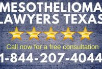 Mesothelioma Lawyer Texas
