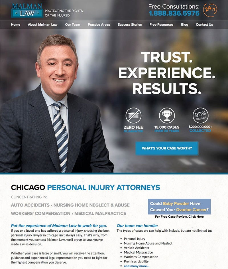 top personal injury firms in calgary