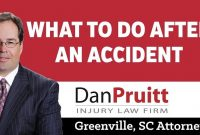 Car Accident Lawyers Greenville Sc