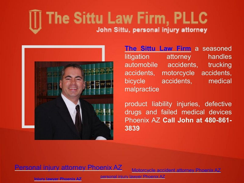 accident attorney glendale az