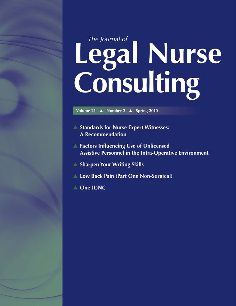 nursing malpractice cases 2018