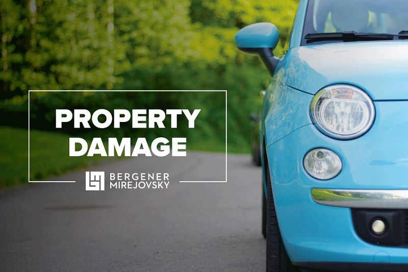Car Accident Lawyer Property Damage