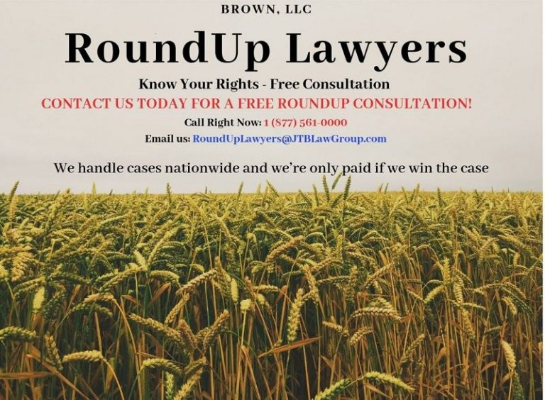 Roundup Cancer Lawsuit Settlements | Asbestos Meaning