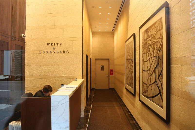 weitz and luxenberg news