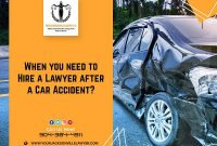 Should I Hire a Lawyer for a Minor Car Accident