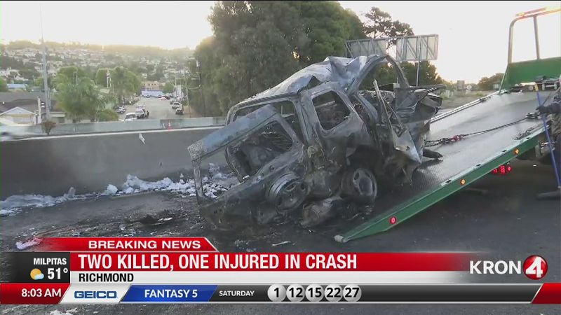 fatal car accident in southern california recently