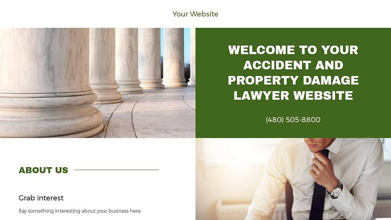 personal property damage attorney near me