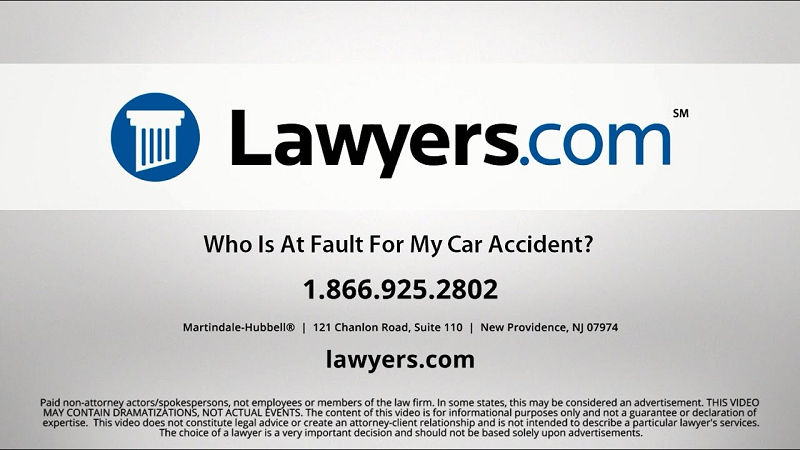 should i get a lawyer for a car accident that wasnt my fault