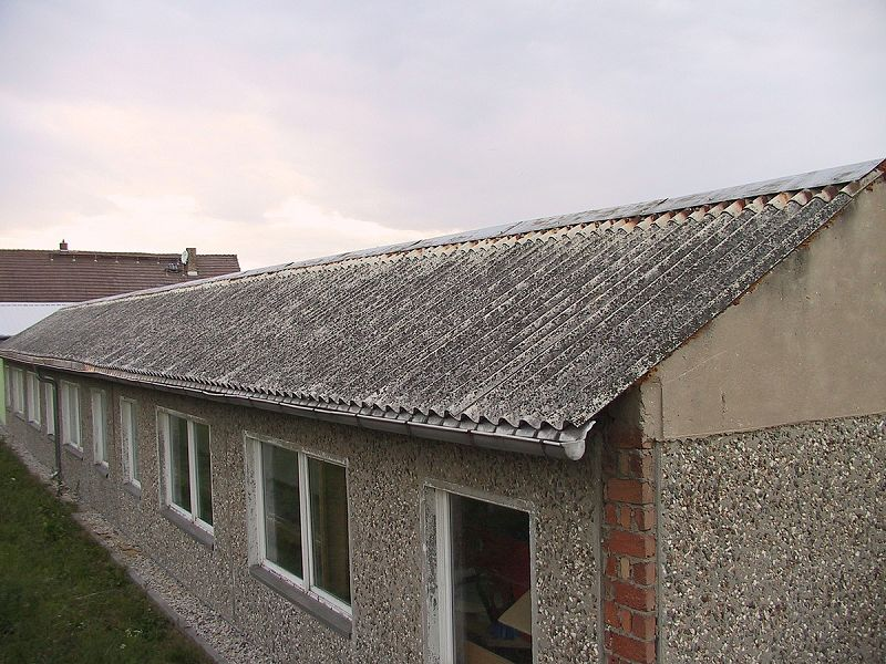 Asbestos Roof Meaning in Hindi