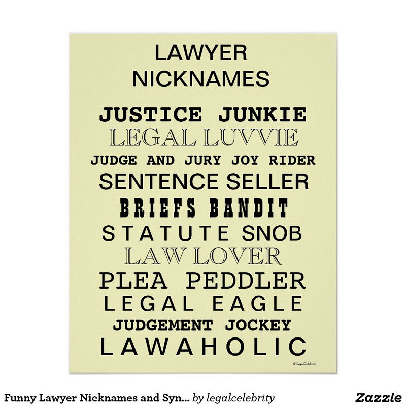 funny law firm slogans