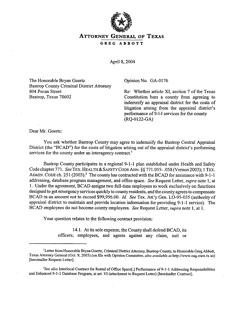 Attorney General Child Support of Texas