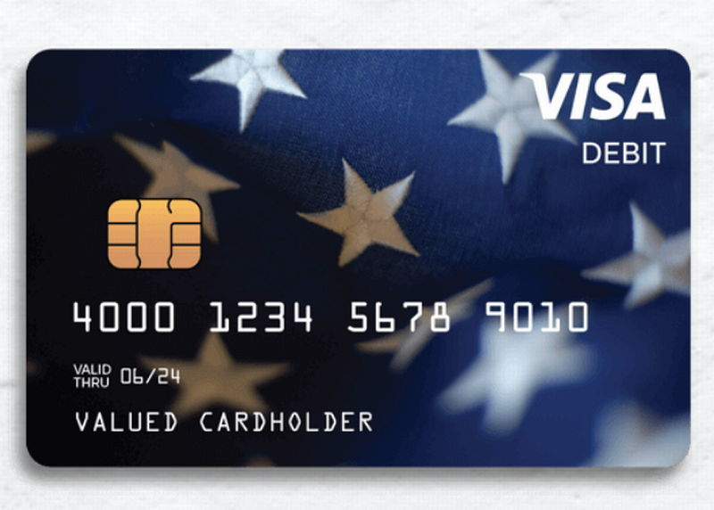 Texas Child Support Payment Debit Card
