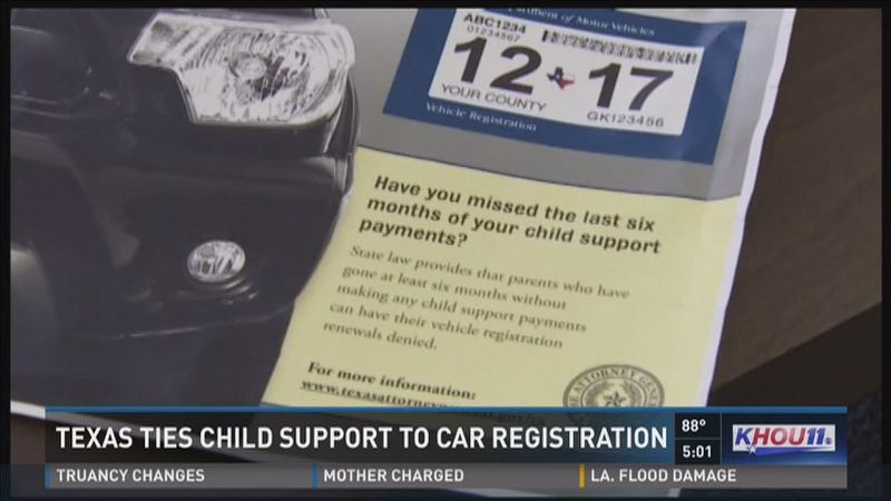 Texas Child Support Oag