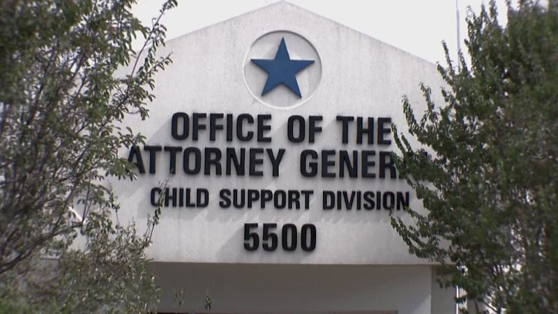Texas Child Support Back Pay