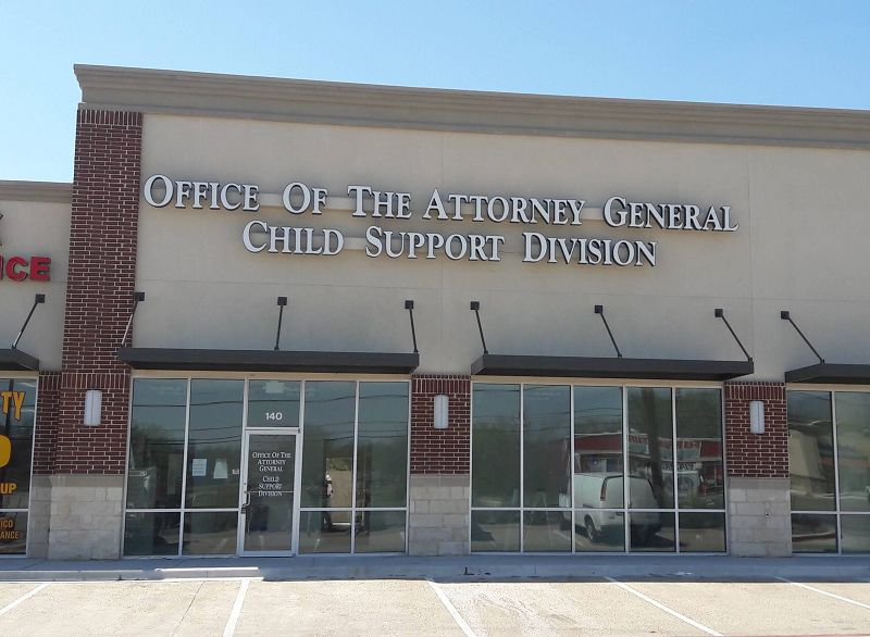 Office Of Attorney General Child Support Office