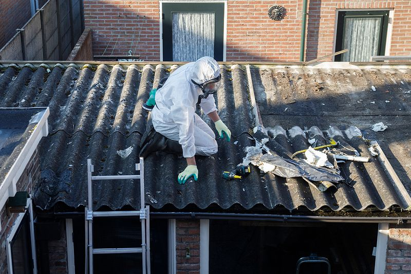 Asbestos Roof Tile Removal Cost