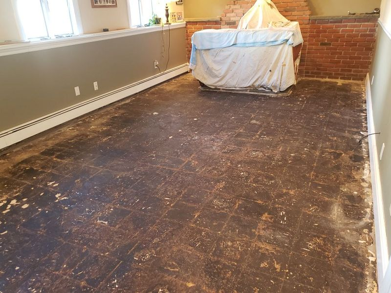 How Much Does Asbestos Tile Removal Cost