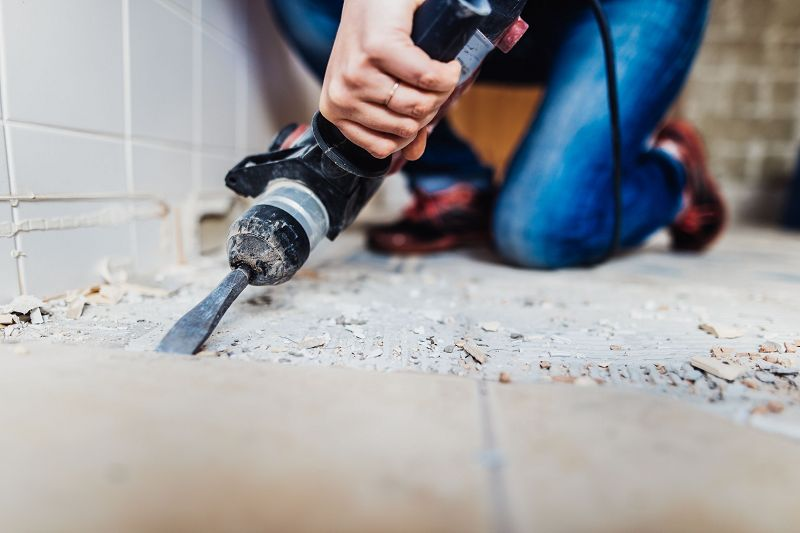 How To Remove Asbestos Tile Glue