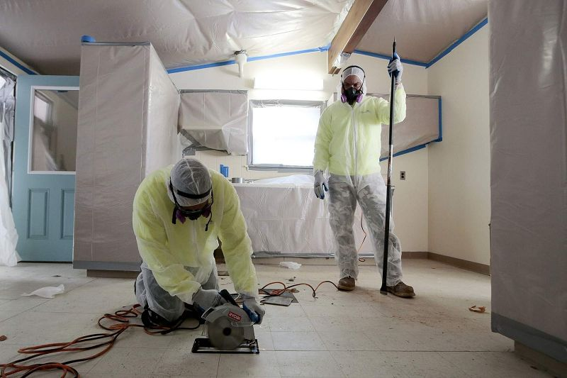 How to Remove Asbestos Tile