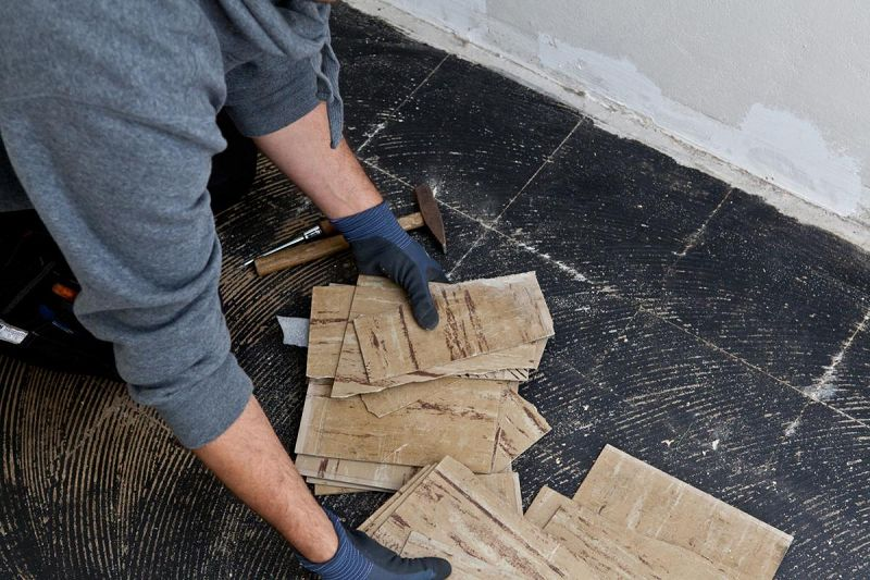 Remove Asbestos Tile Cost