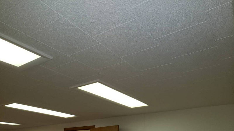 Pictures of Asbestos Ceiling Tile
