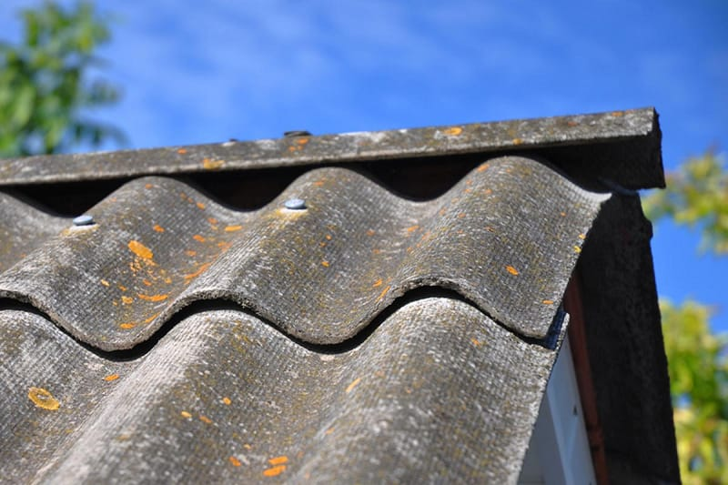 Asbestos Roof Removal Cost Per Square Foot