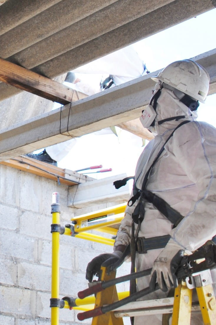 Asbestos Testing and Removal Near Me