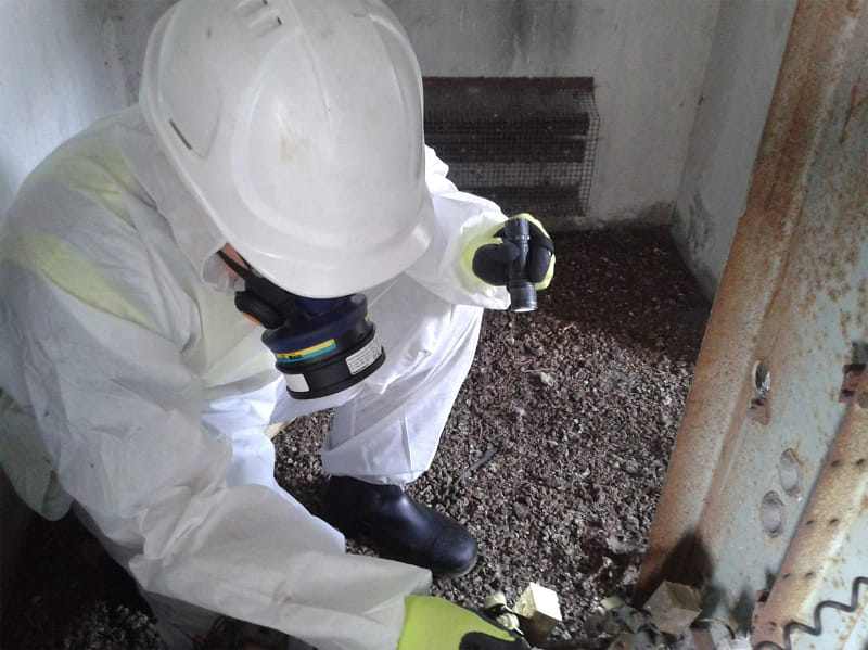 Average Cost of Asbestos Removal