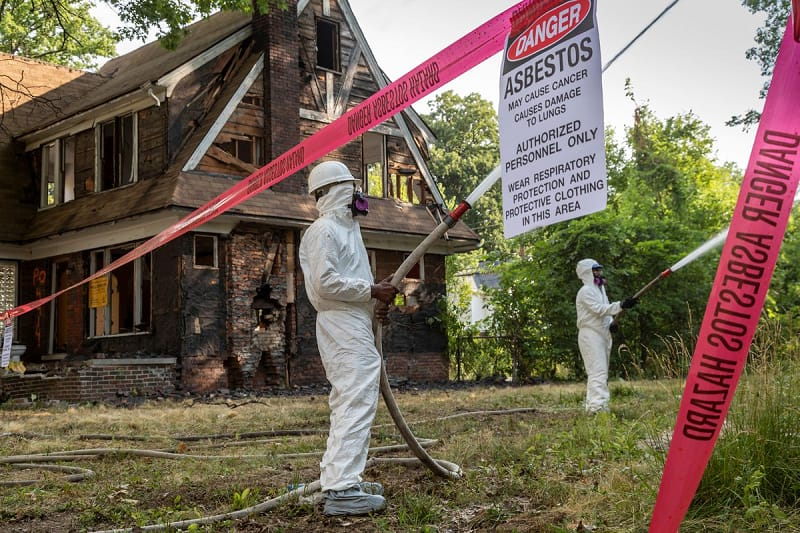 Cost For Asbestos Siding Removal