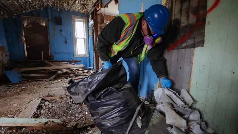 Cost for Asbestos Removal