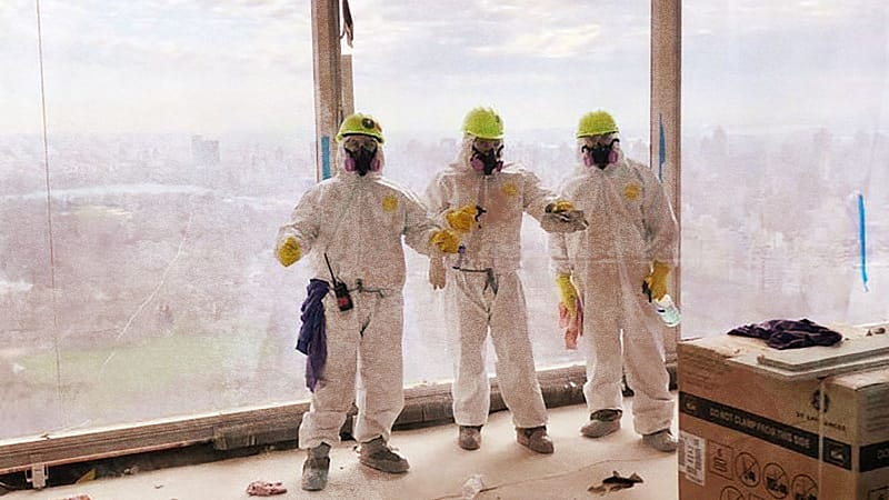 How Much Asbestos Removal Cost