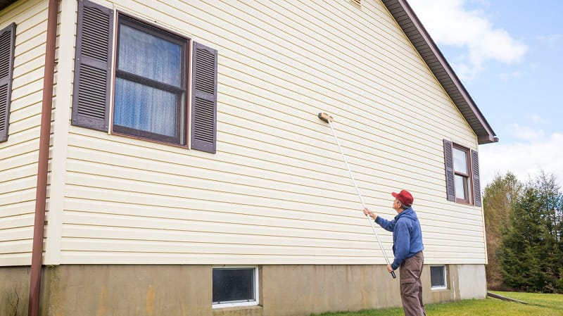 Tips For Painting Asbestos Siding