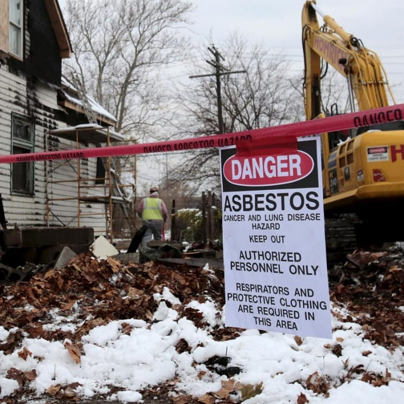 What Year Was Asbestos Banned From Building Materials