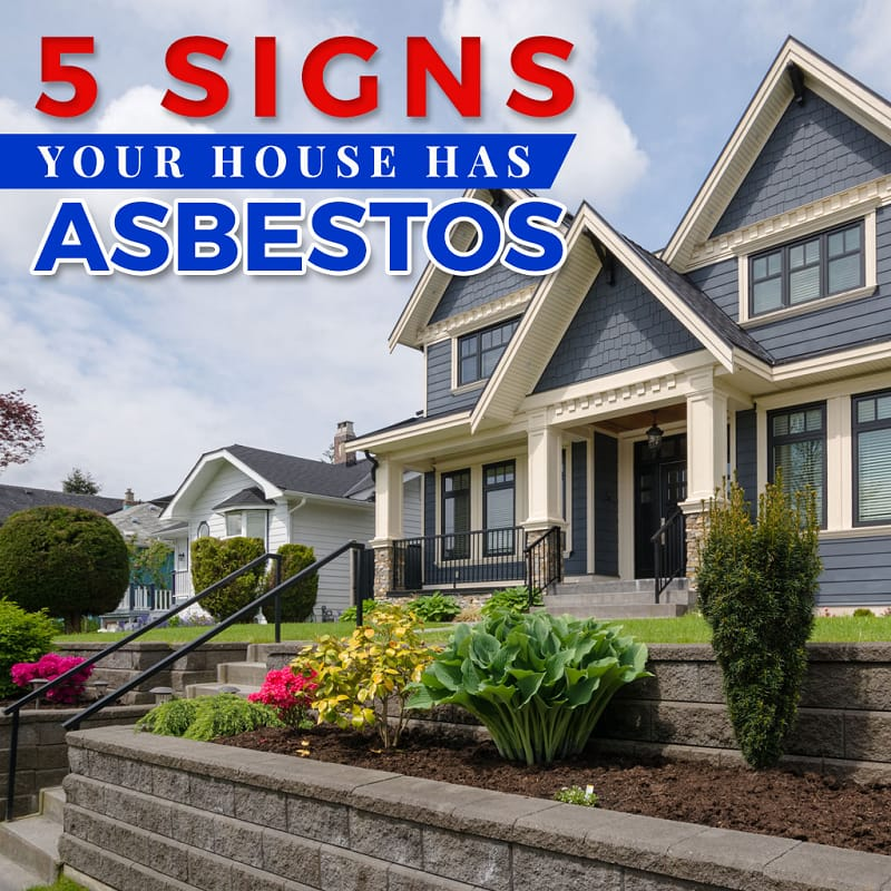 Where Is Asbestos Found in Homes