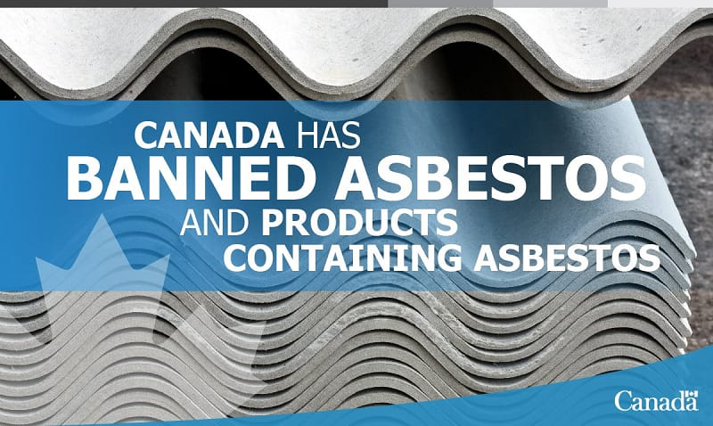 Year Asbestos Was Banned In Canada