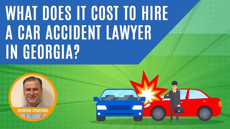 Cost of Lawyer For Car Accident