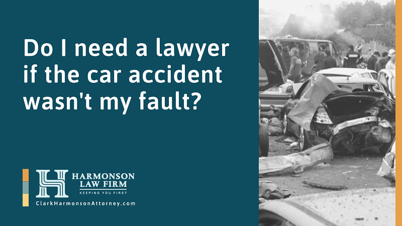 Lawyer Car Accident My Fault