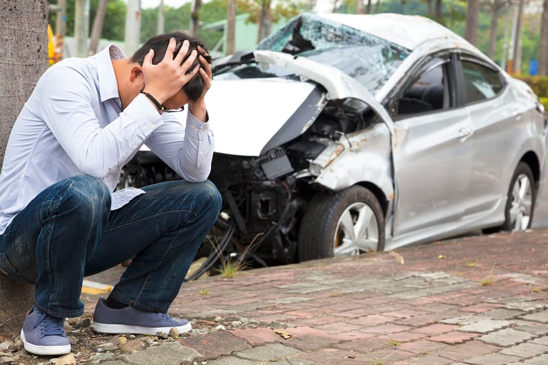 Lawyer Car Accident Total Loss