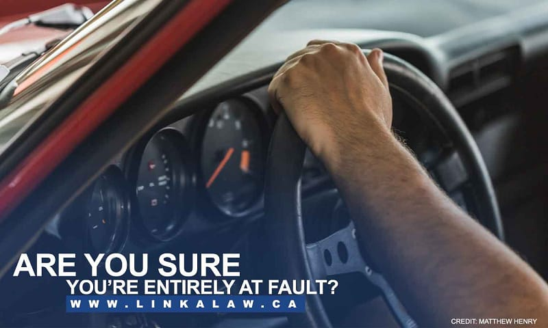 Lawyer For Car Accident At Fault