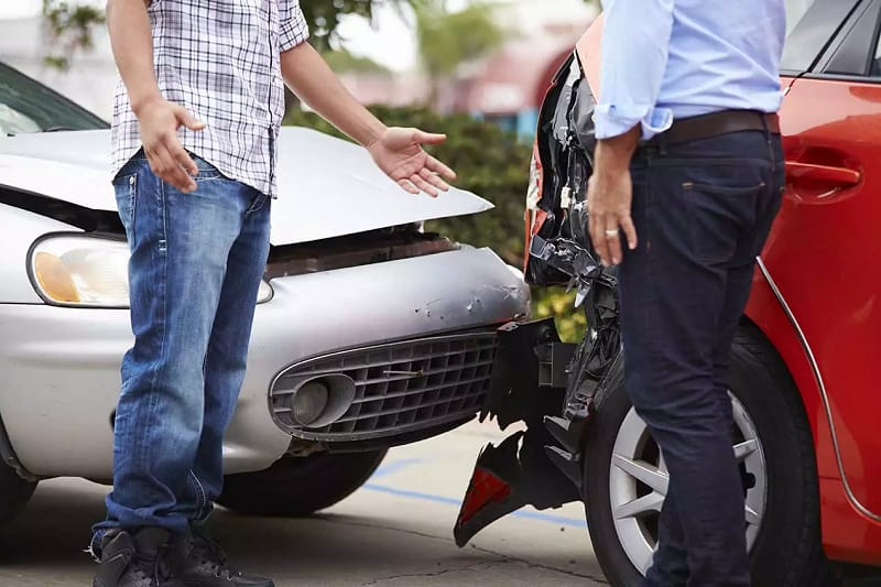 Lawyer For Car Accident Not At Fault