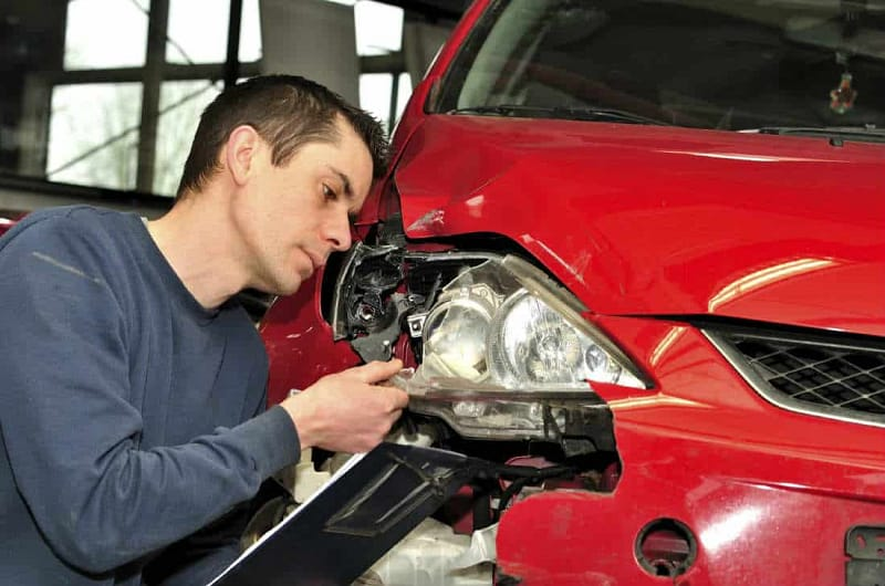 Lawyer For Car Accident Property Damage