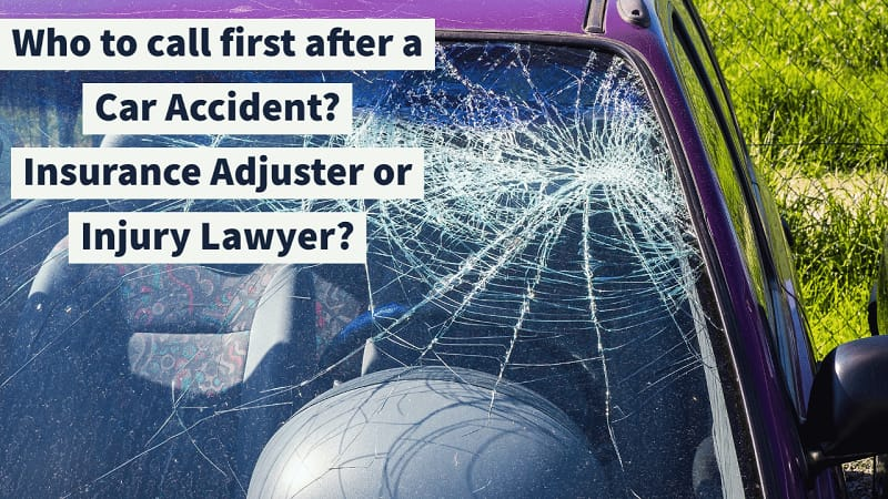 Lawyer Office For Car Accident