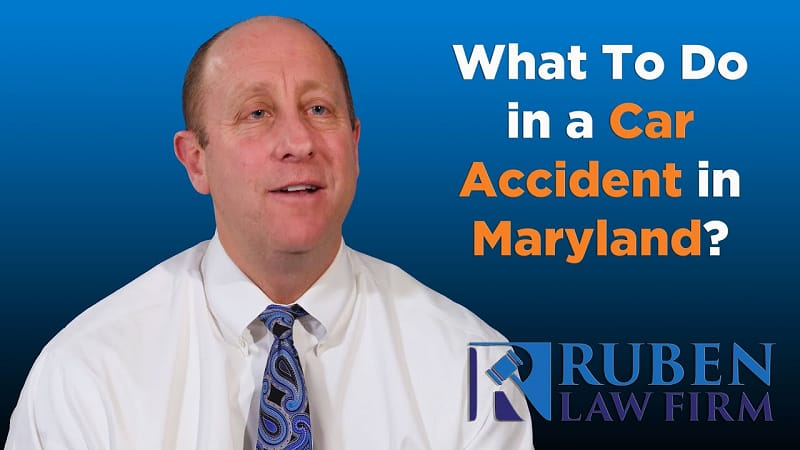 Lawyers in Maryland For Car Accident