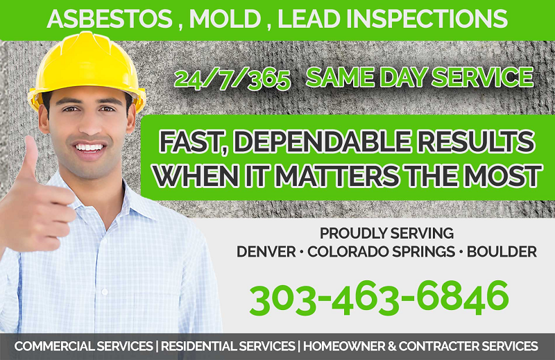 Lead And Asbestos Testing Near Me