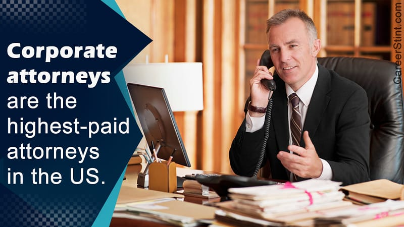 Types of Lawyer Salary