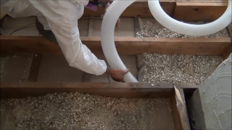 Vermiculite Insulation Asbestos Removal Cost