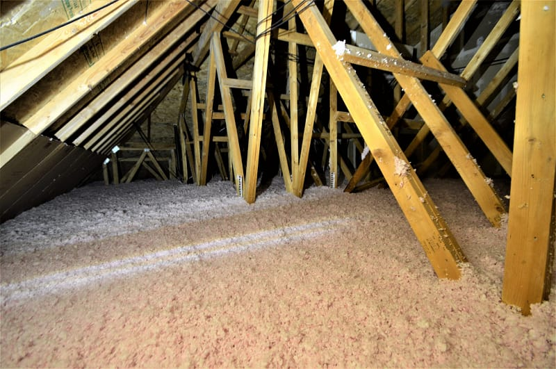 What Does Asbestos Insulation In Attic Look Like