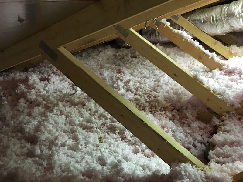 What Does Loose Asbestos Insulation Look Like